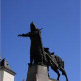 Denkmal Großfürst Gediminas