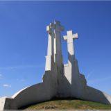 Aufstieg zu den drei Kreuzen