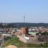 Gediminas-Festung und Fernsehturm