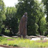Monument to Adomas Mickevičius