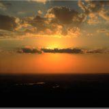 Abendsonne über Vilnius