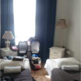das winzige Zimmer in Tallinn