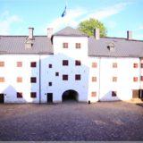 Innenhof Burg Turku