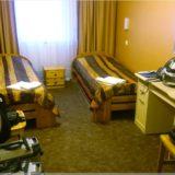 Hotelzimmer in Tallin am Hafen