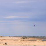 Kitesurfer, Kap Kolka