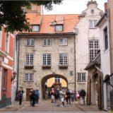 Schwedisches Tor – Altstadt Riga