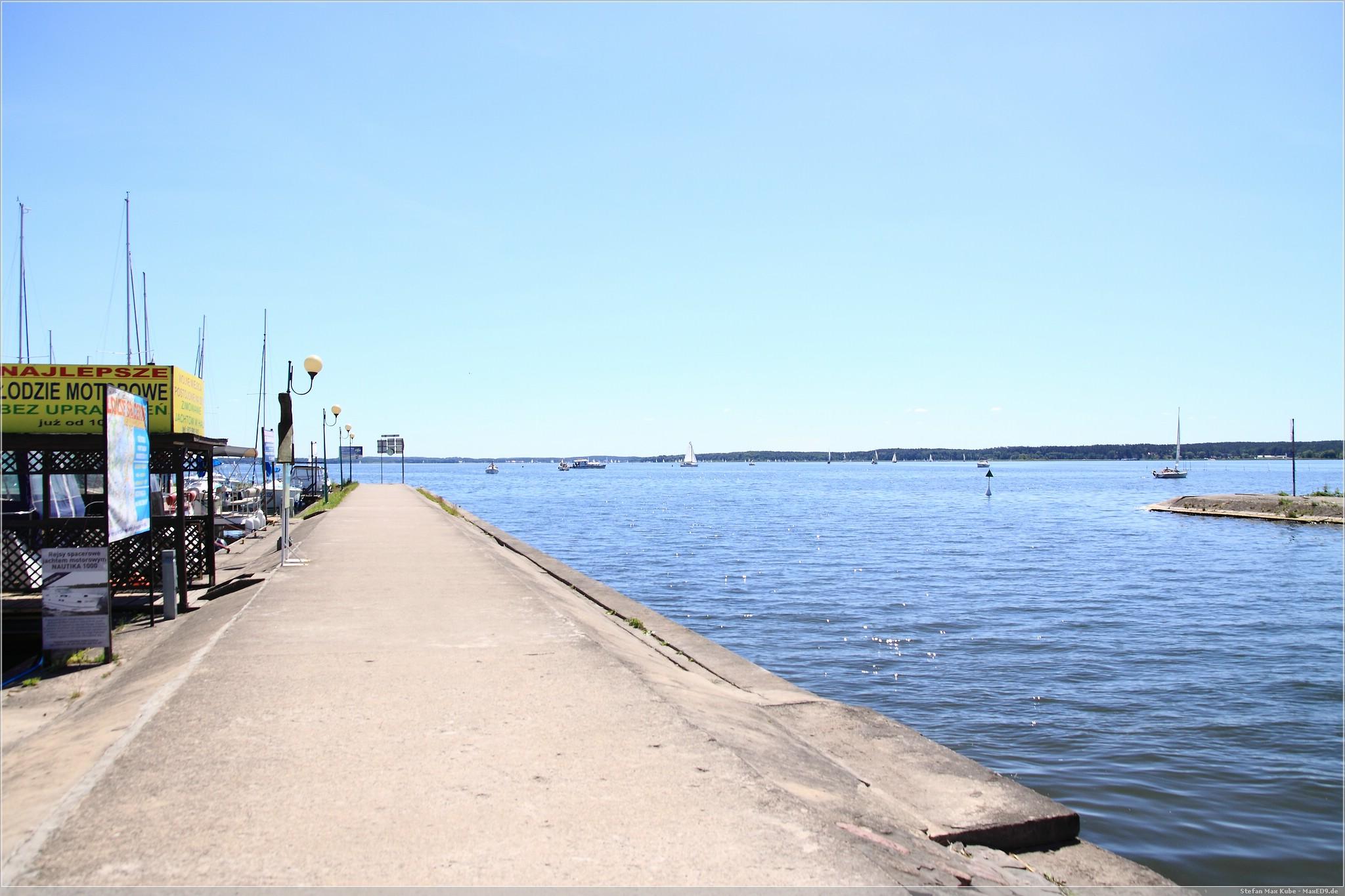 Hafen Dalba Giżycko