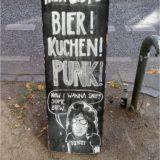 Bier! Kuchen! Punk!