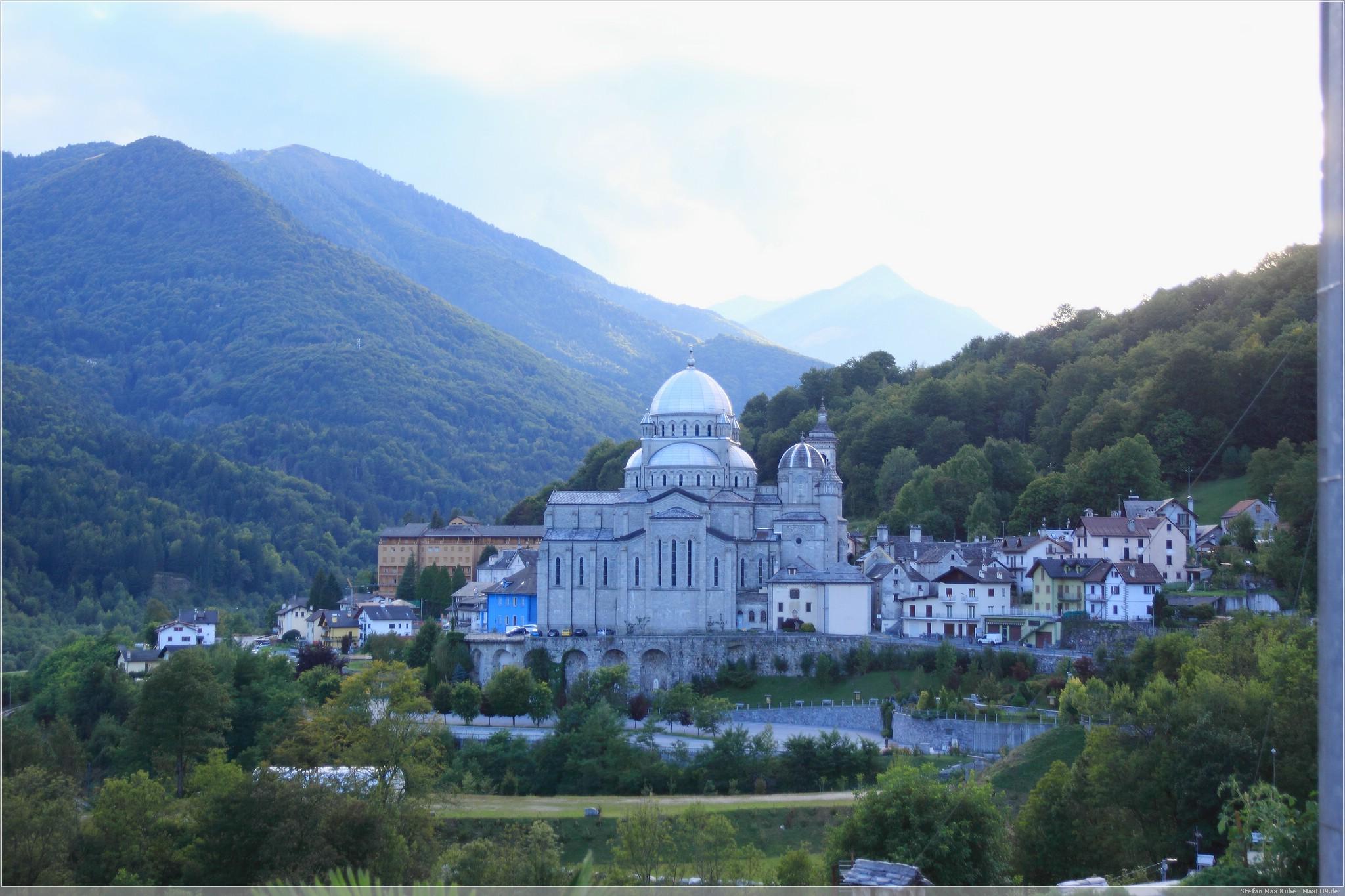Wallfahrtskirche der Madonna del Sangue