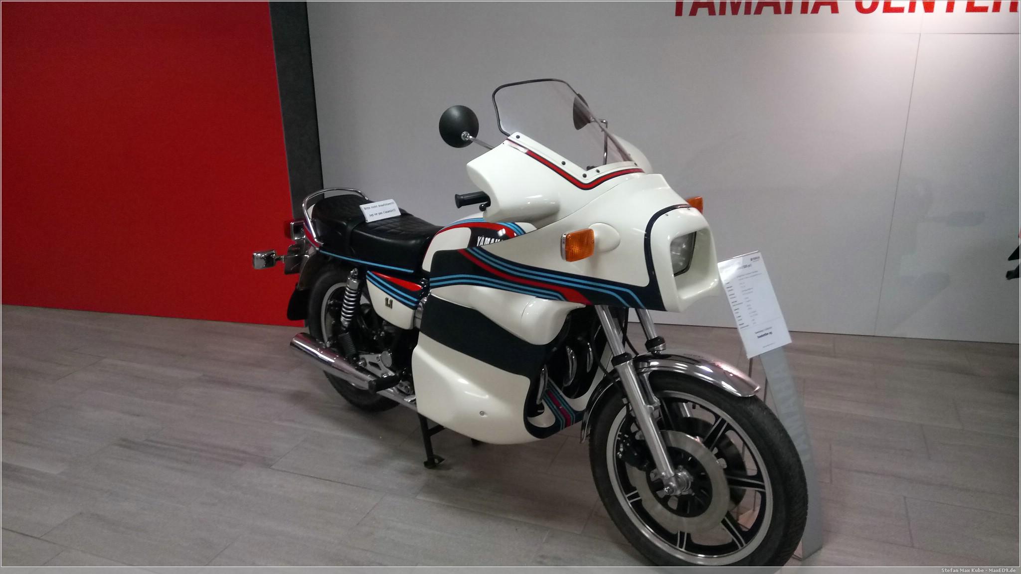 Yamaha XS1100 Martini Limited (500 Stück)