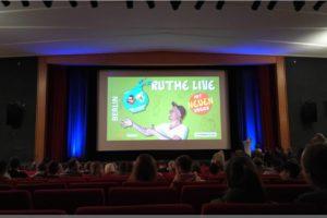 Ralph Ruthe live