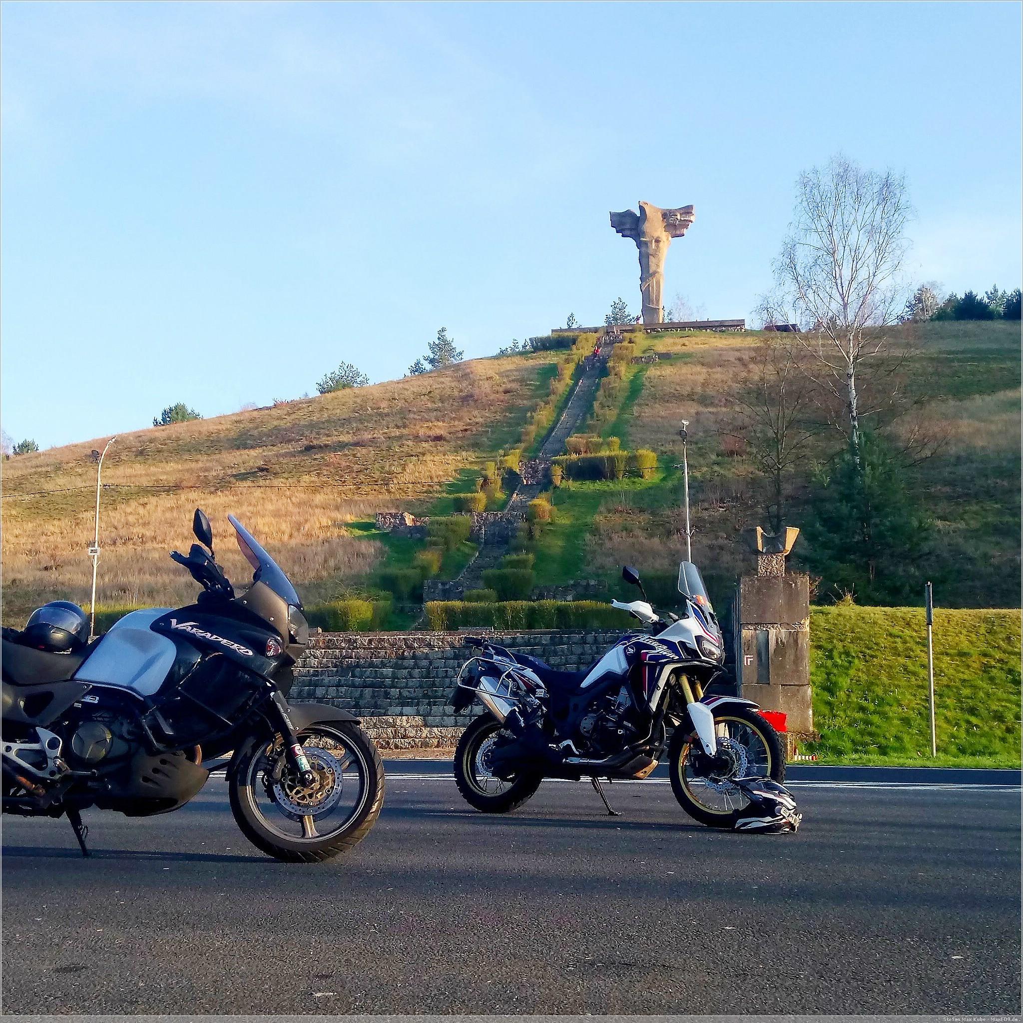 Góra Czcibora – Denkmal für die Schlacht bei Zehden