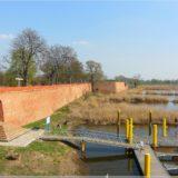 Festung Küstrin – Festungsmauer