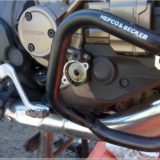 Honda Africa Twin: Getriebeölfilter wechseln DCT
