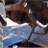 Honda Africa Twin: Ölfilter wechseln