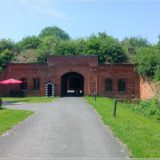 Fort Gorgast Haupttor