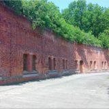 Fort Gorgast Kasematten
