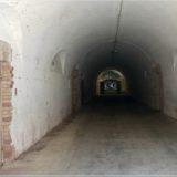 Fort Gorgast Gang zu den Kasematten