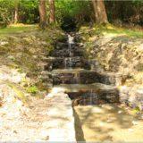 Wasserspiele an der Kylemore Abbey