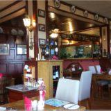 das Restaurant im Hotel