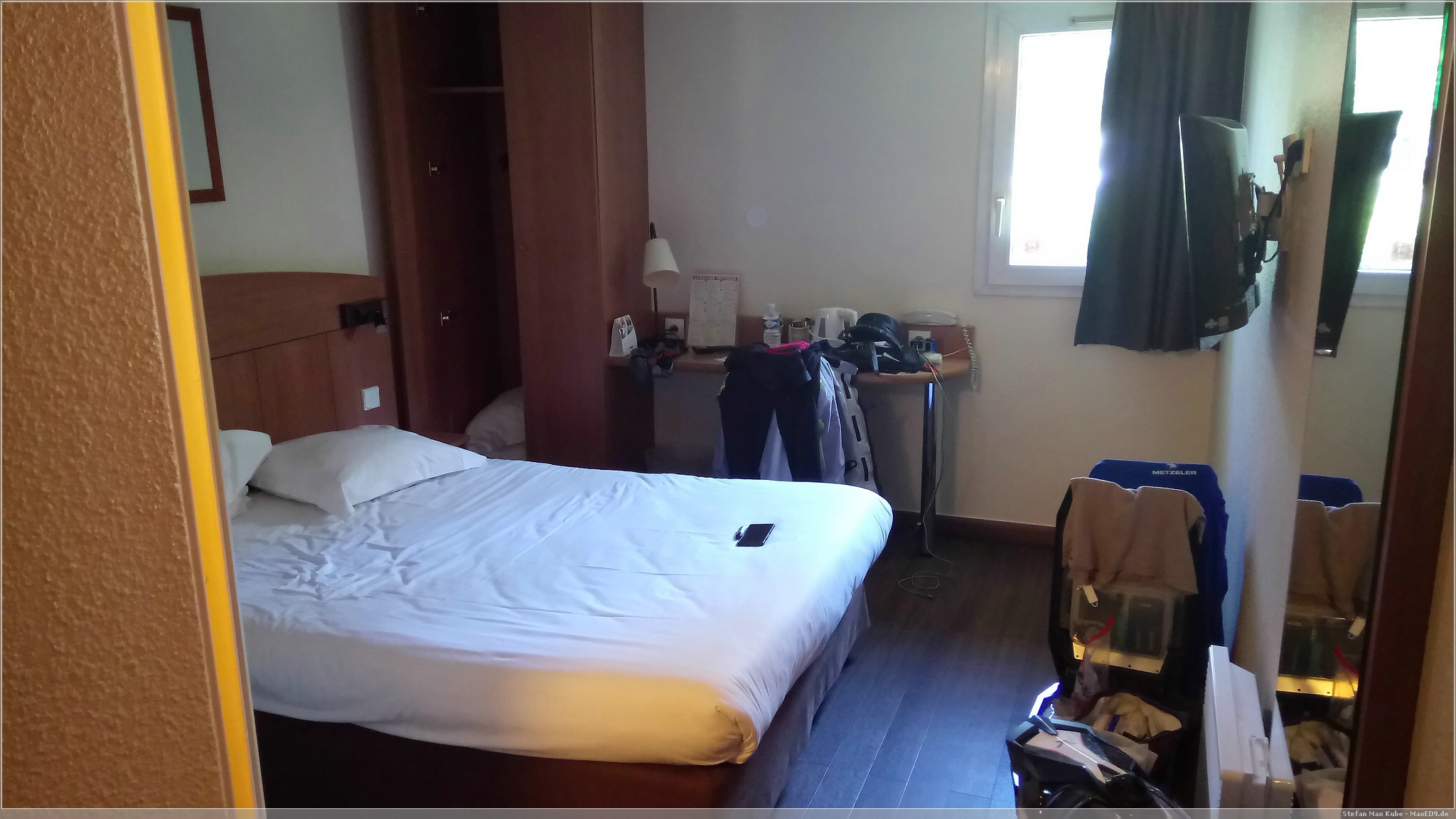 das Zimmer in Amiens