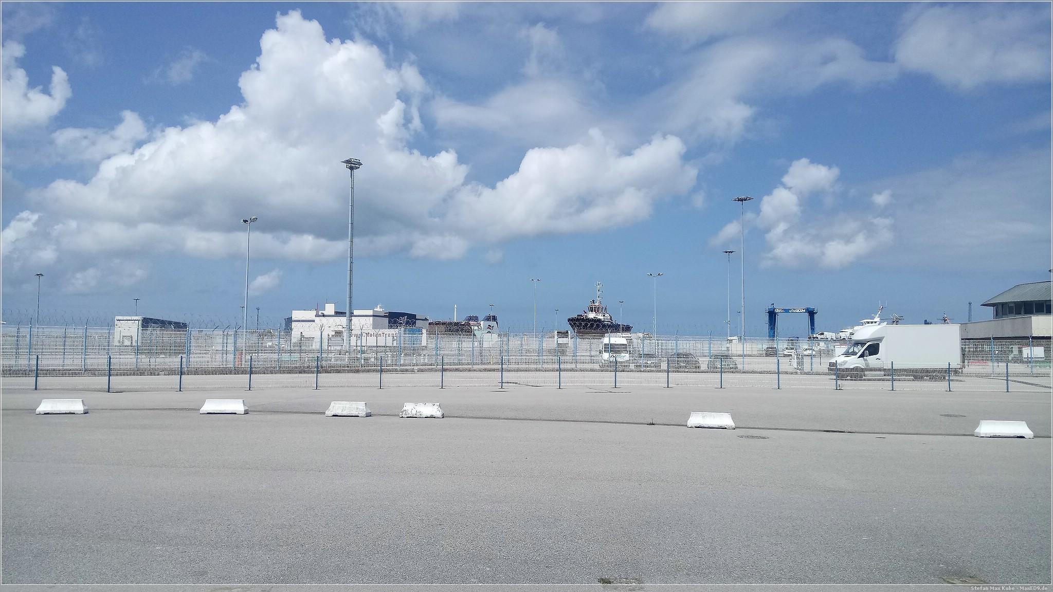 Fährhafen- Cherbourg