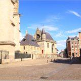 Amiens – Cathédrale Notre-Dame, Nebengebäude