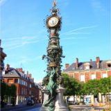 Amiens – Marie sans chemise – Horloge Dewailly