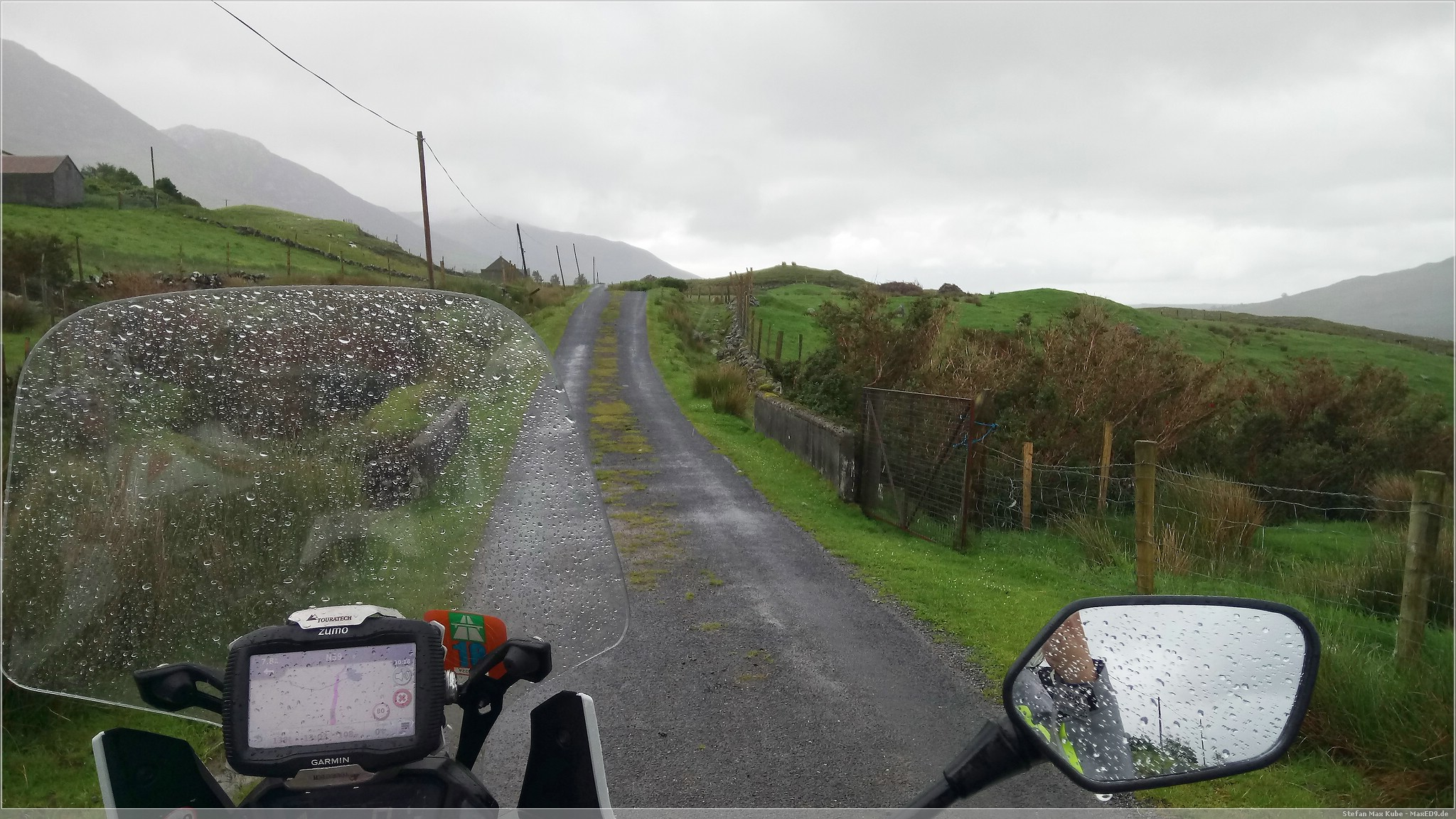 Single Track Road, Connemara