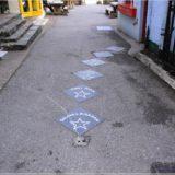 'Walk of Fame' Dingle