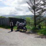 auf dem Weg zum Ballycarbery Castle