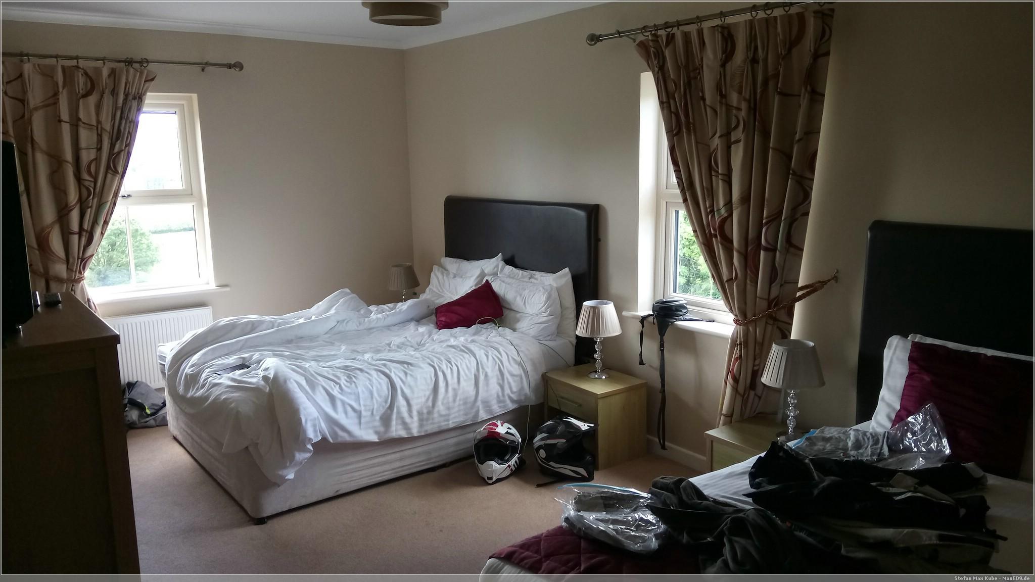 Zimmer in der DeBarra Lodge