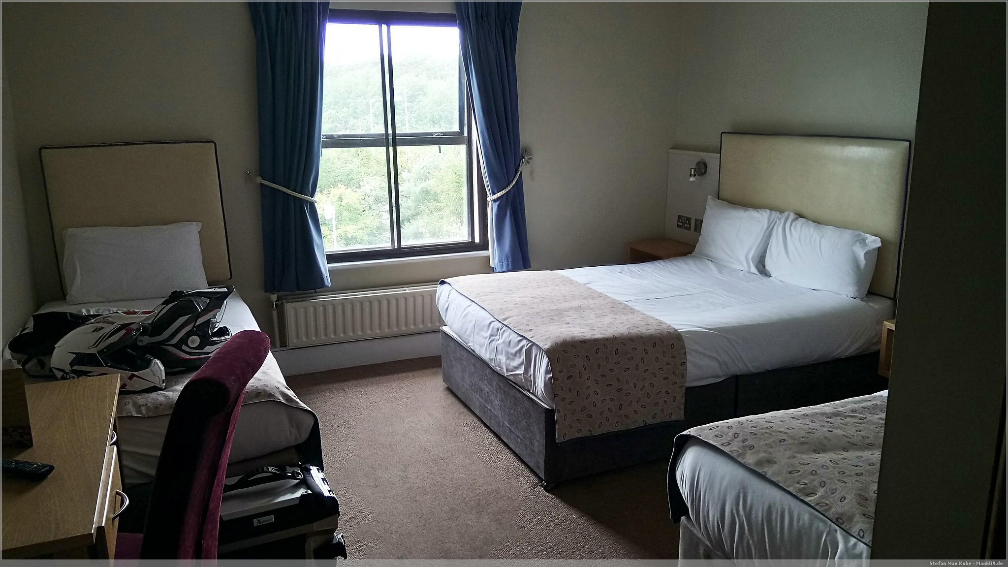 Hotelzimmer in Dublin