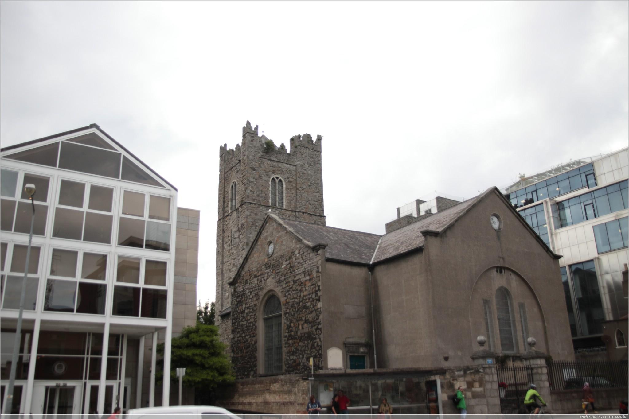 St Michan's Church