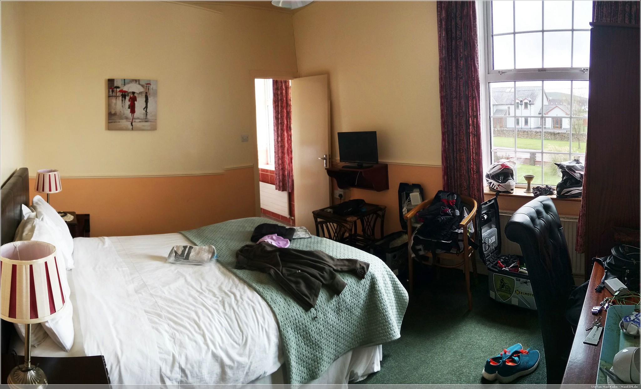 Zimmer im Alpine House