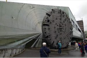 Tunnelbohrspitze