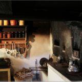 Küche, Freilichtmuseum Ballenberg