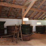 Weinherstellung, Freilichtmuseum Ballenberg