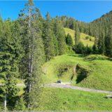 Blick vom Ächerli Pass