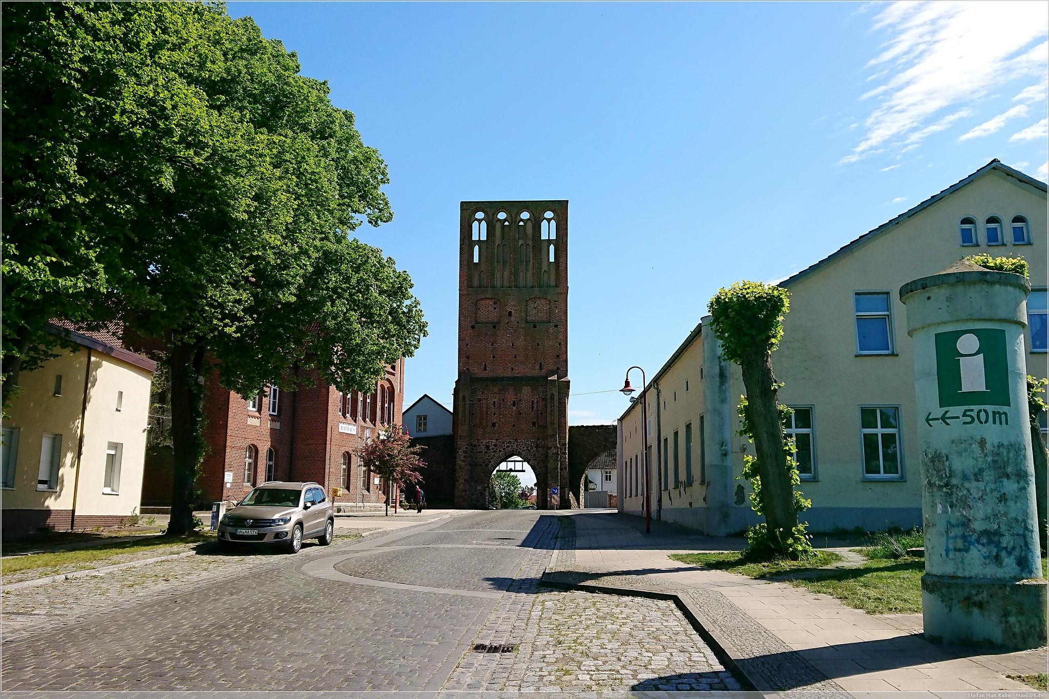 Stettiner Tor, Gartz (Oder)