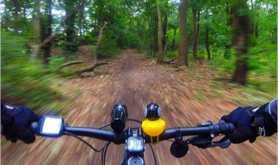 alternativ: Mit dem Fahrrad ins Büro