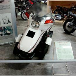 Honda CX 500 Doppelfront