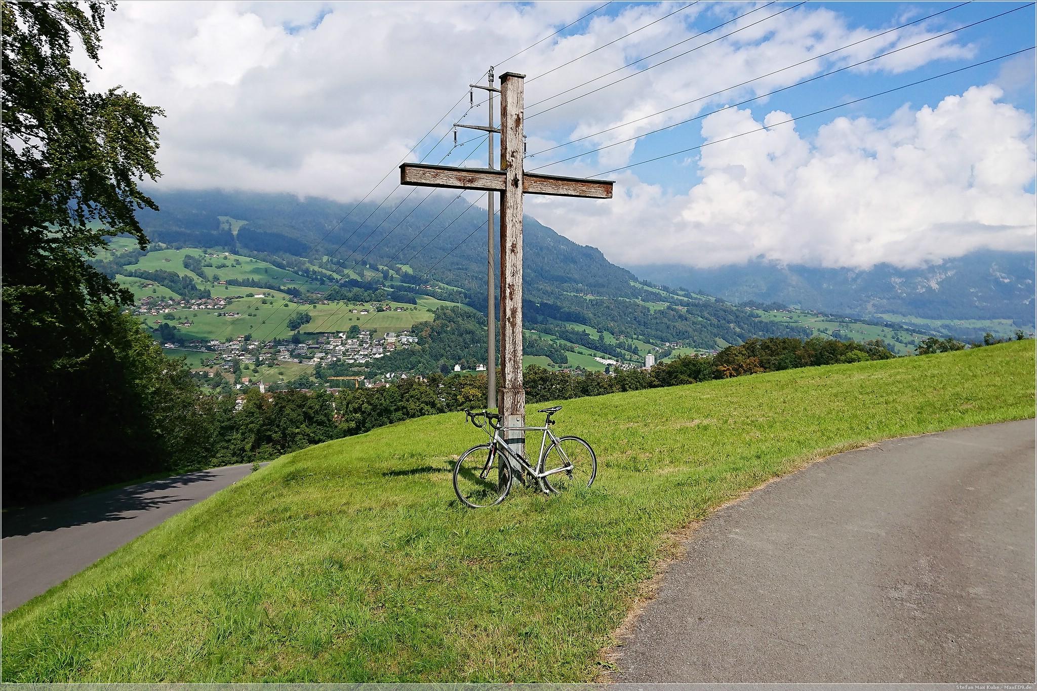 Kreuz an der Polenstrasse