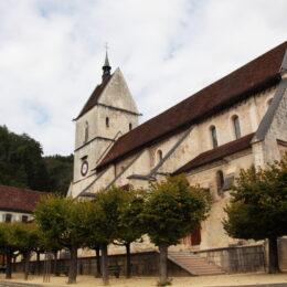 Stiftskirche Saint-Ursanne