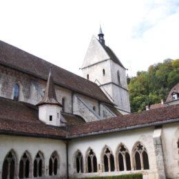 Stiftskirche, Kreuzgang, Saint-Ursanne