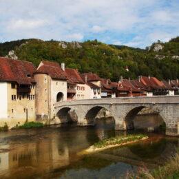 Pont St-Jean Saint-Ursanne