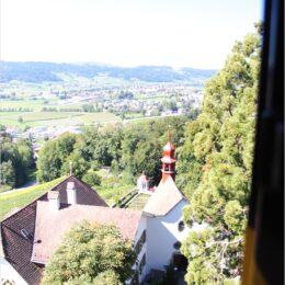 Blick von Schloss Heidegg