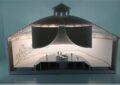 Modell des Bourbaki-Panoramas