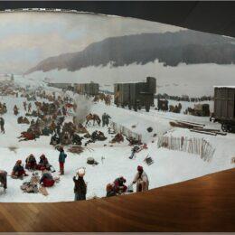Bourbaki-Panorama