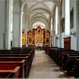 St. Leodegar Kirche